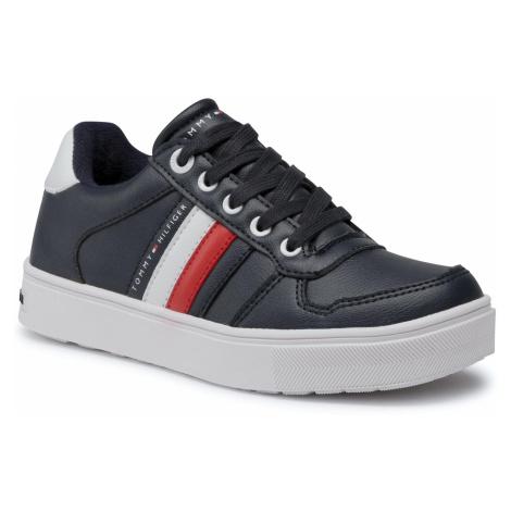 Sneakersy TOMMY HILFIGER - T3B4-30922-0621800 M Blue 800
