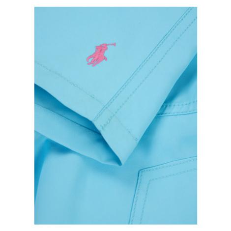 Polo Ralph Lauren Szorty kąpielowe Traveler 321785582 Niebieski Regular Fit
