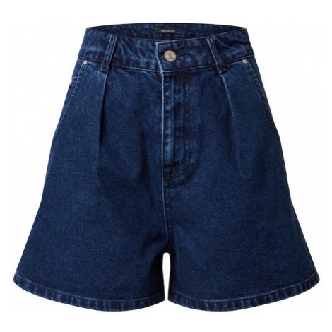 Trendyol Jeansy niebieski / niebieski denim
