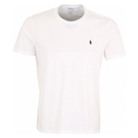 POLO RALPH LAUREN Piżama krótka biały