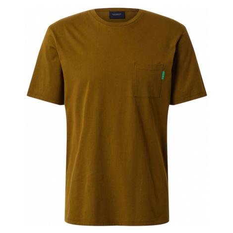SCOTCH & SODA Koszulka oliwkowy
