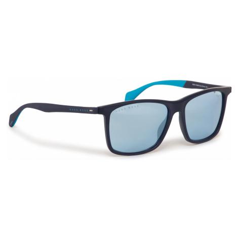 Okulary przeciwsłoneczne BOSS - 1078/S Matte Blue Hugo Boss