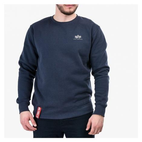 Bluza męska Alpha Industries Basic Sweater Small Logo 188307 02