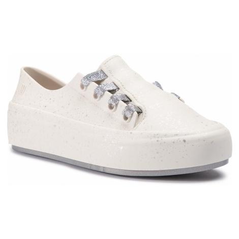 Półbuty MELISSA - Ulitsa Sneaker Splash 32606 White/Silver 52981