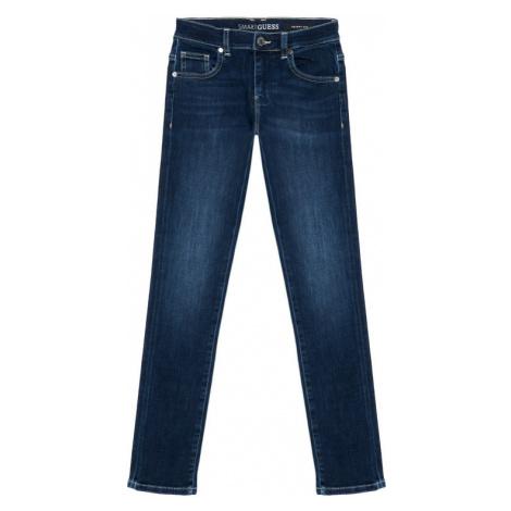 Guess Jeansy L1RA17 D4AK0 Granatowy Skinny Fit