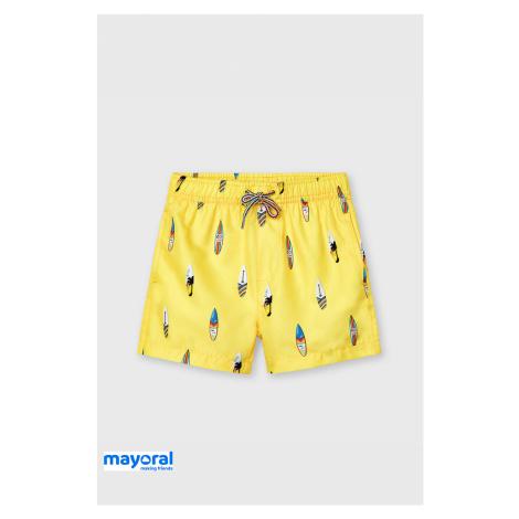 Chłopięce kąpielówki Mayoral Surf
