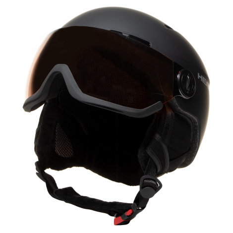 Kask narciarski HEAD - Knight 324118 Black