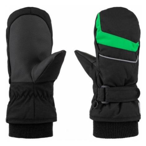Loap RUFFI zielony 8 - Rękawice z jednym palcem chłopięce