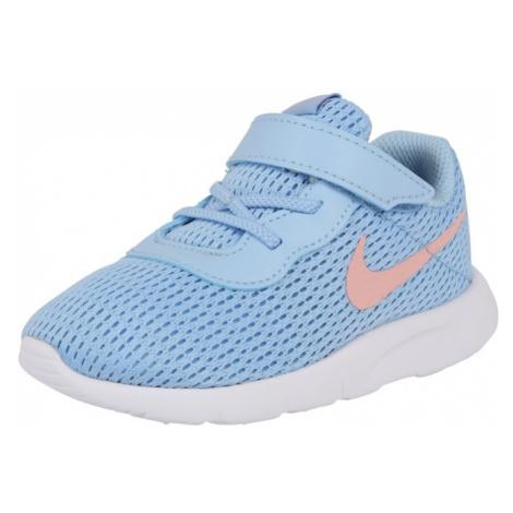 Nike Sportswear Trampki 'Tanjun' niebieski / koralowy / biały