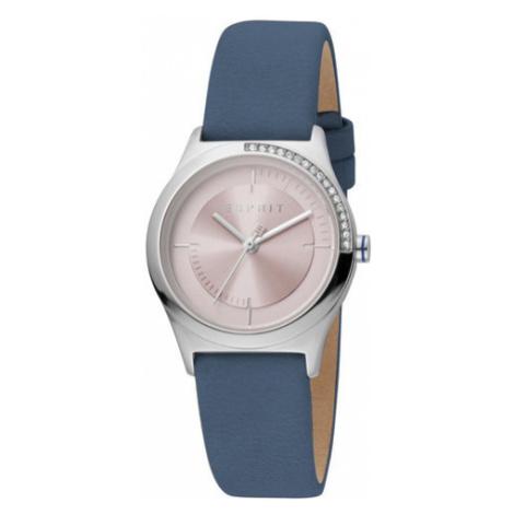 Esprit Zegarek ES1L116L0015 Niebieski
