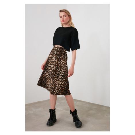 Spódnica damska Trendyol Animal patterned
