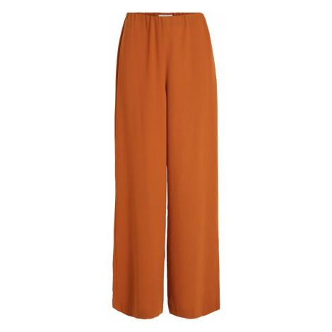 OBJECT Spodnie brązowy