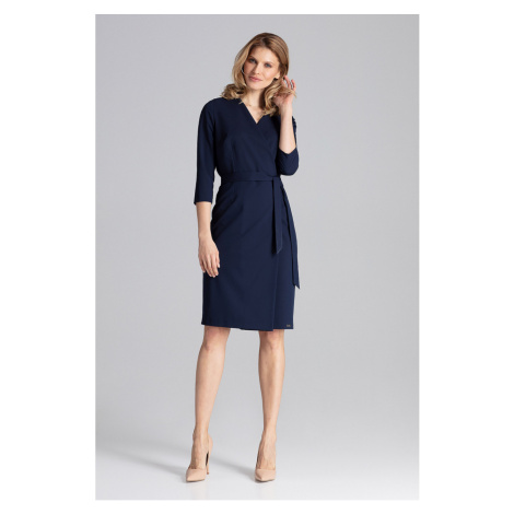 Figl Woman's Dress M654 Navy