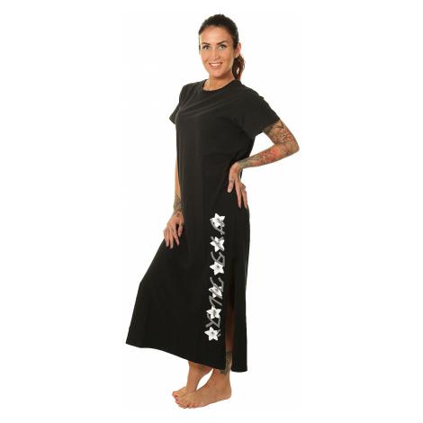 sukienka Santa Cruz Japanese Blossom - Black