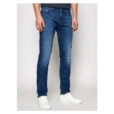 Joop! Jeans Jeansy 15 Jjd-89Stephen_PW 30026889 Granatowy Slim Fit