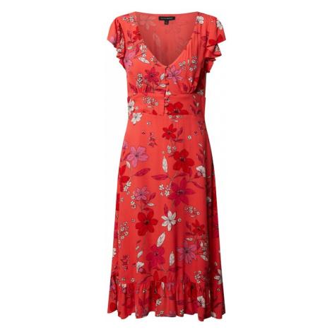 Banana Republic Sukienka czerwony / różowy pudrowy / kremowy