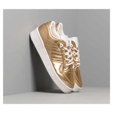adidas Rivalry Low Gold Metalic/ Gold Metalic/ Crystal White