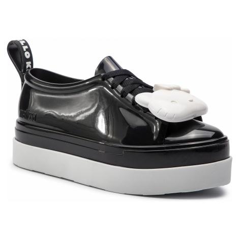 Sneakersy MELISSA - Be + Hello Kitty Ad 32615 Black/White 52675