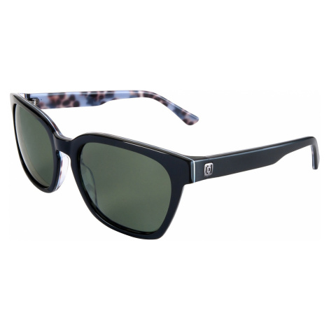 okulary Horsefeathers Chester - Cheetah/Green/Polarized