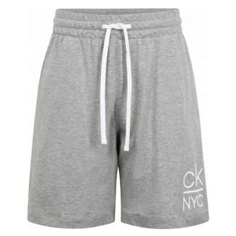 Calvin Klein Underwear Spodnie biały / szary