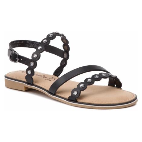 Sandały TAMARIS - 1-28185-22 Black 001