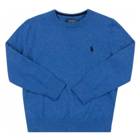 Polo Ralph Lauren Sweter Fall I 322702192 Niebieski Regular Fit