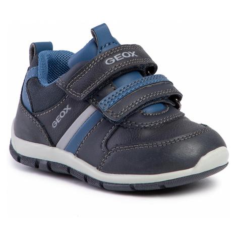 Sneakersy GEOX - B Shaax B. D B9432D 0MEBC C4078 M Navy/Dk Navy