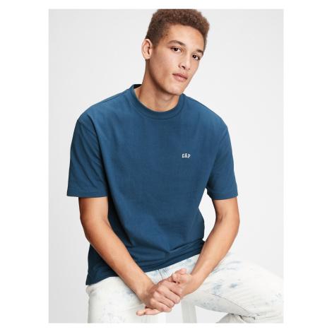GAP niebieska koszulka męska