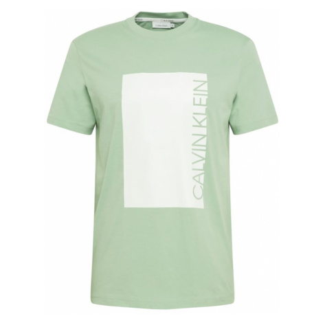 Calvin Klein Koszulka zielony