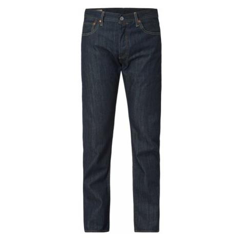Jeansy o kroju straight fit z listwą guzikową Levi´s