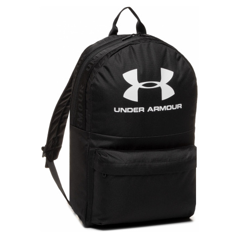 Plecak UNDER ARMOUR - Loudon Backpack 1342654-002 Black