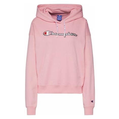 Champion Authentic Athletic Apparel Bluzka sportowa różowy pudrowy