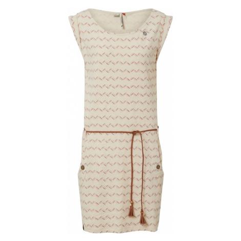 Ragwear Sukienka mieszane kolory / kremowy