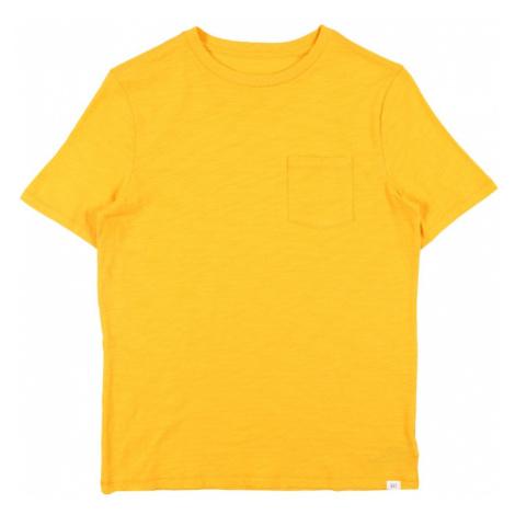 GAP Koszulka 'JULY' jasnożółty