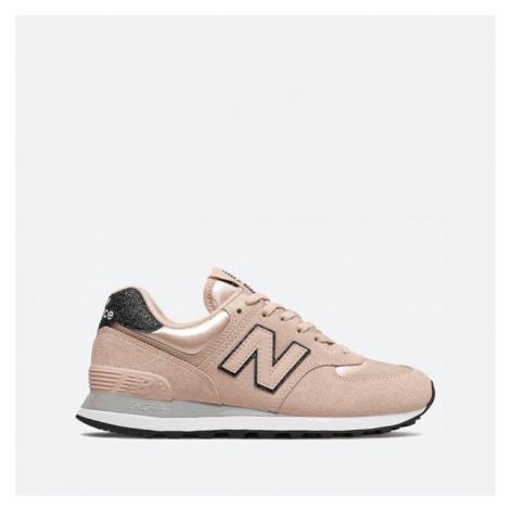 Buty damskie sneakersy New Balance WL574FL2
