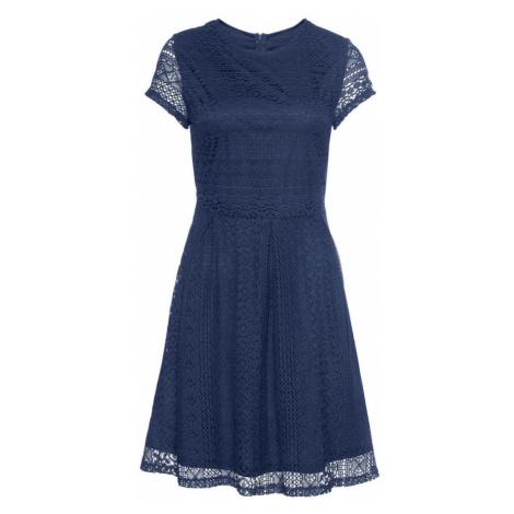 LASCANA Sukienka gołąbkowo niebieski