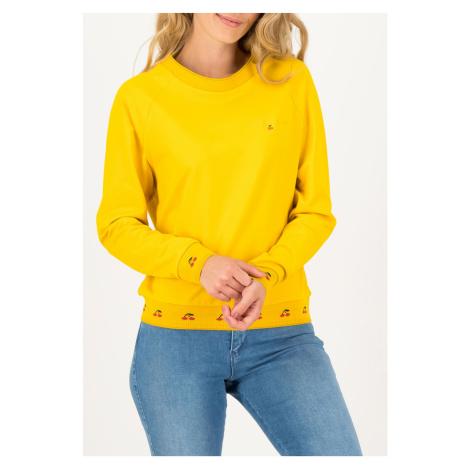 Blutsgeschwister żółty bluza Corn Yellow