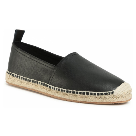 Espadryle BOSS - Madeira 50434444 10227919 01 Black 001 Hugo Boss