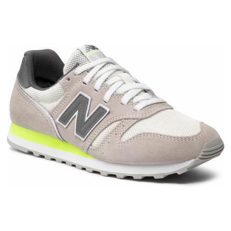Sneakersy NEW BALANCE - WL373CS2 Beżowy