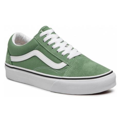 Vans Tenisówki Old Skool VN0A3WKT4G61 Zielony
