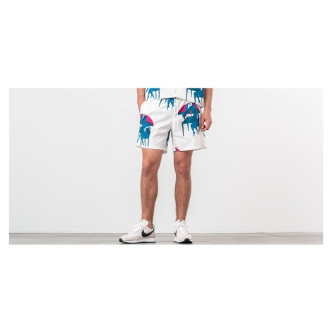 by Parra Summer Monaco Swim Shorts Off White