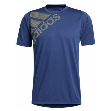 ADIDAS PERFORMANCE Koszulka funkcyjna 'FL_SPR GF BOS' ciemny niebieski