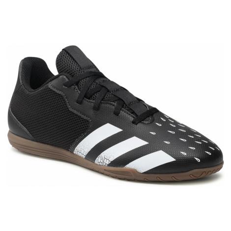 Buty adidas - Predator Freak .4 In Sala FY1042 Cblack/Ftwwht/Gums