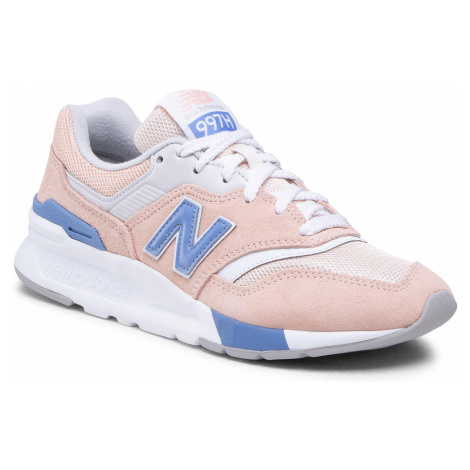Sneakersy NEW BALANCE - CW997HVW Pomarańczowy