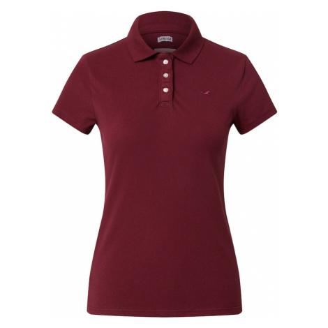 HOLLISTER Koszulka burgund