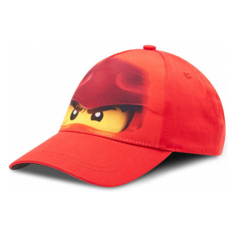 LEGO Wear Czapka z daszkiem 12010063 Czerwony
