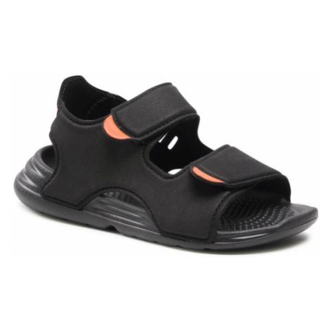 Adidas Sandały Swim Sandal C FY8936 Czarny