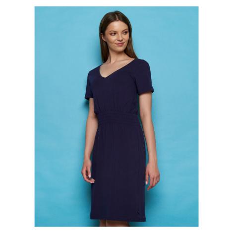 Tranquillo niebieski sukienka Darou