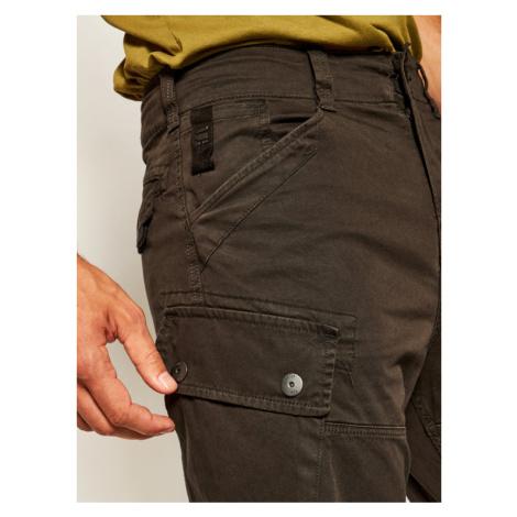 G-Star Raw Spodnie materiałowe Roxic D14515-4893-976 Szary Regular Fit