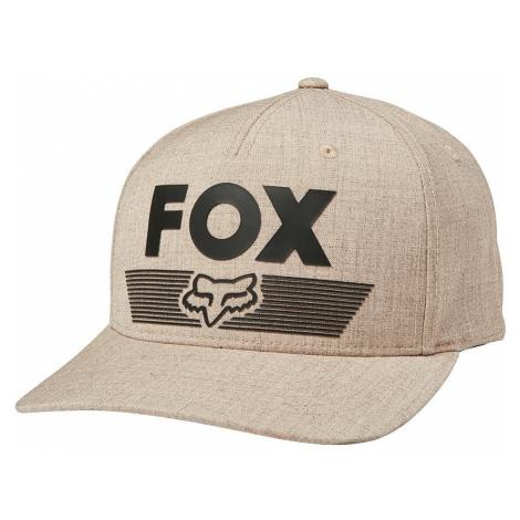 czapka Fox Aviator Flexfit - Sand